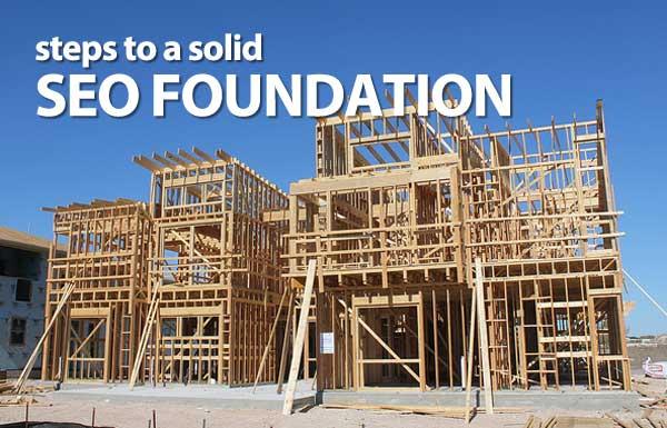 real estate website foundation