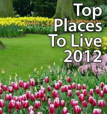 redmond washington top place to live