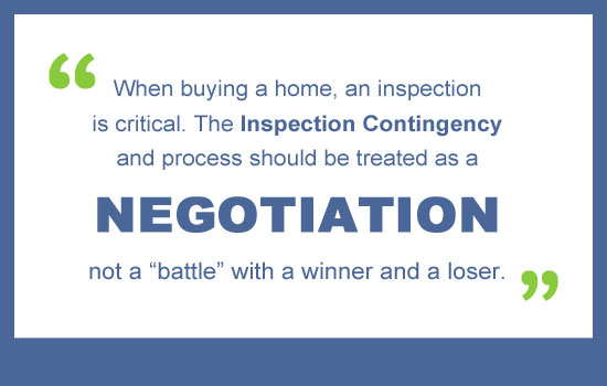 What is an Inspection Contingency