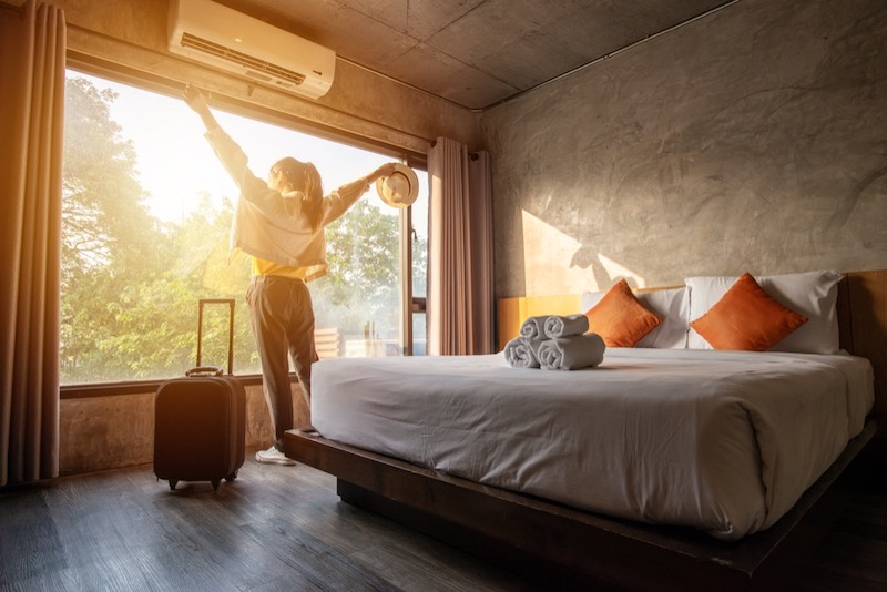 Tips For Creating a Calming Hotel Room