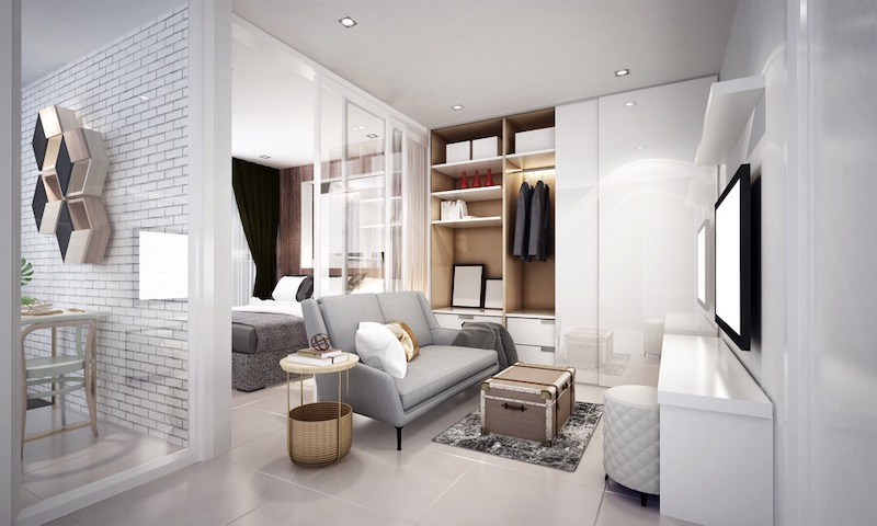 Tips for Opening Up a Space