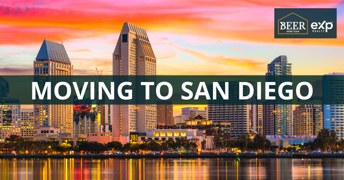 Moving to San Diego Relocation Guide
