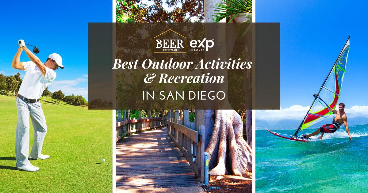 Best Outdoor Activities in San Diego
