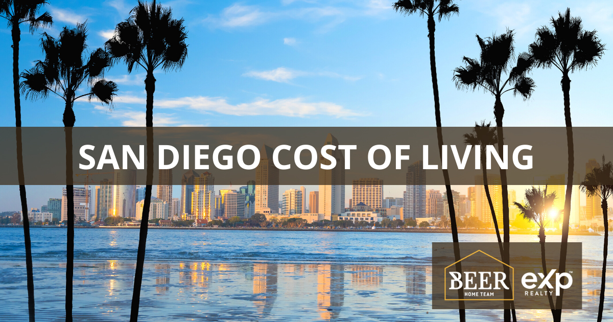 San Diego Cost of Living Guide