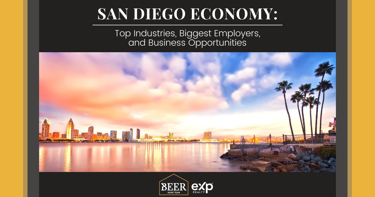 San Diego Economy Guide