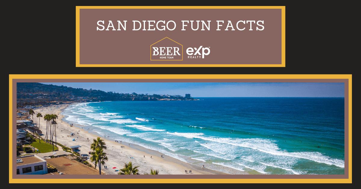 San Diego Fun Facts