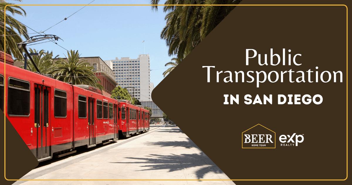 Public Transportation in San Diego