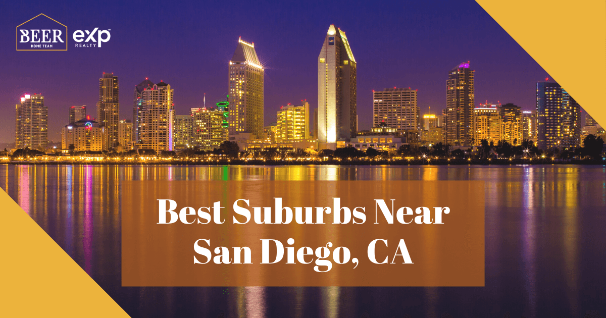Best Suburbs Near San Diego, CA