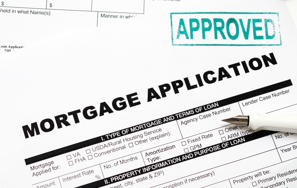 First Time Mortgage Application