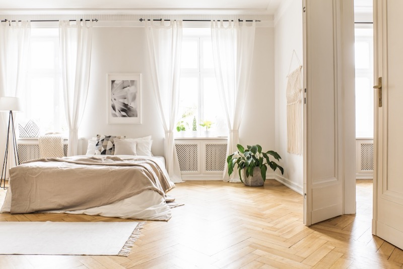 How to Use Lighting to Make a Room Feel Calmer