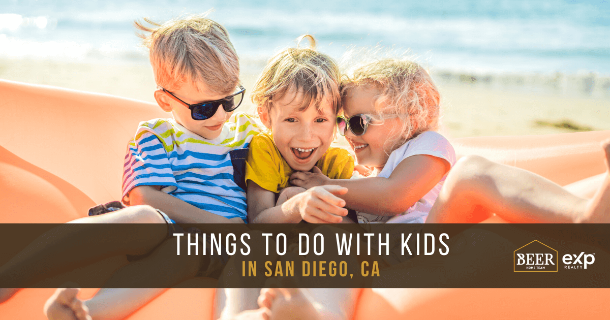 Things to Do With Kids in San Diego
