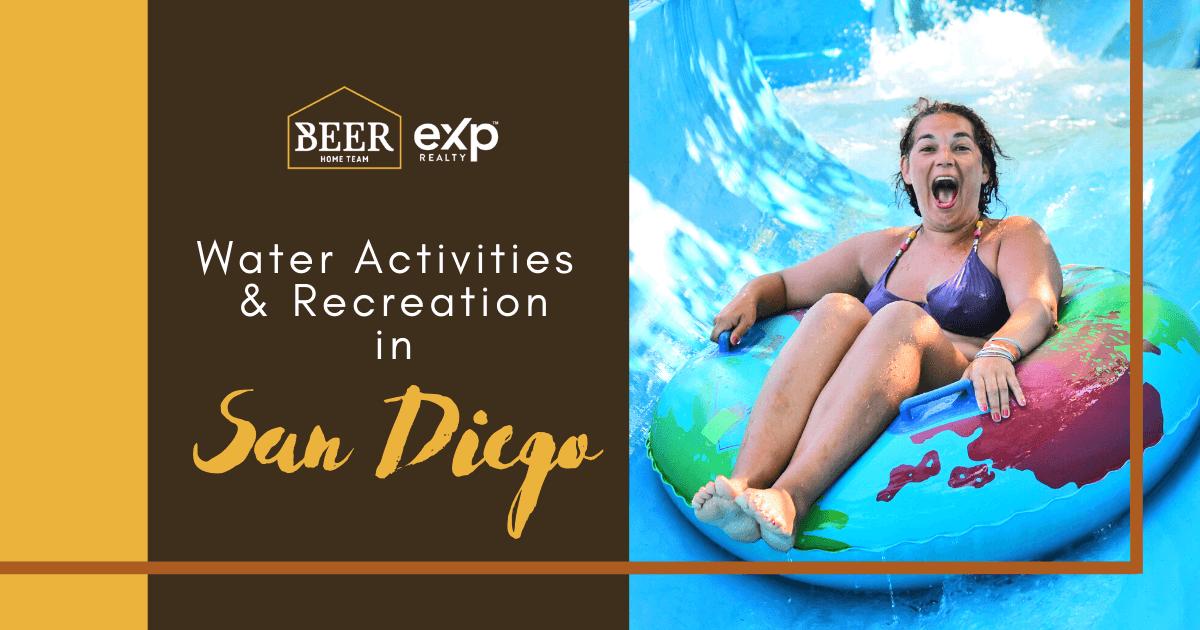 Best Water Activities in San Diego