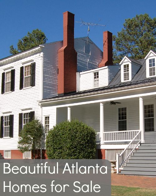 Atlanta Homes for Sale
