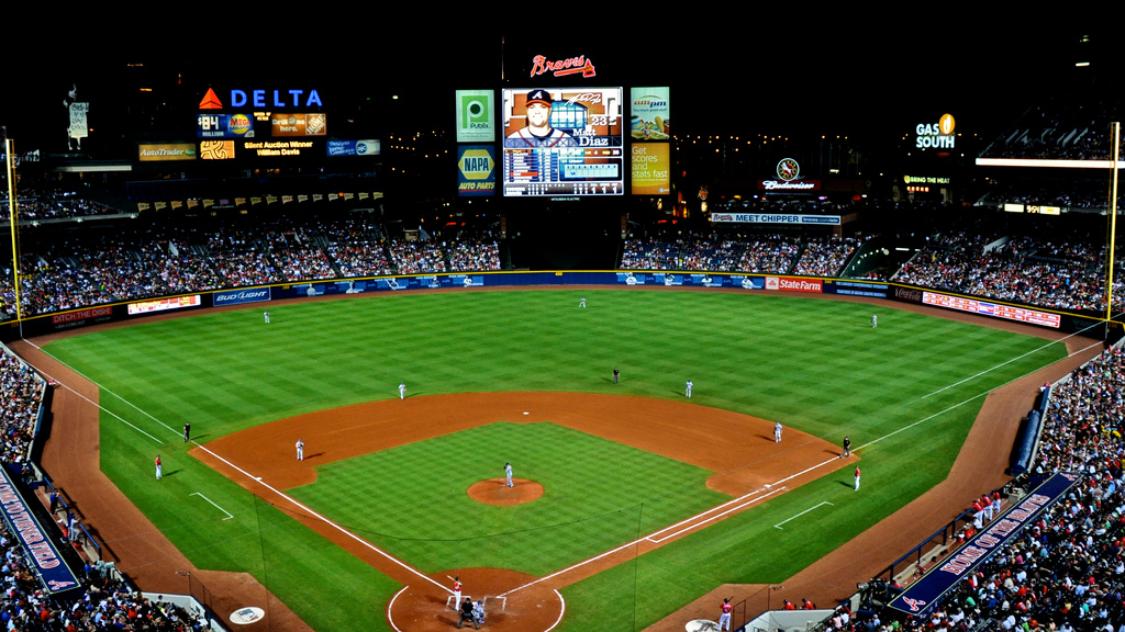 Turner Field is leaving Atlanta