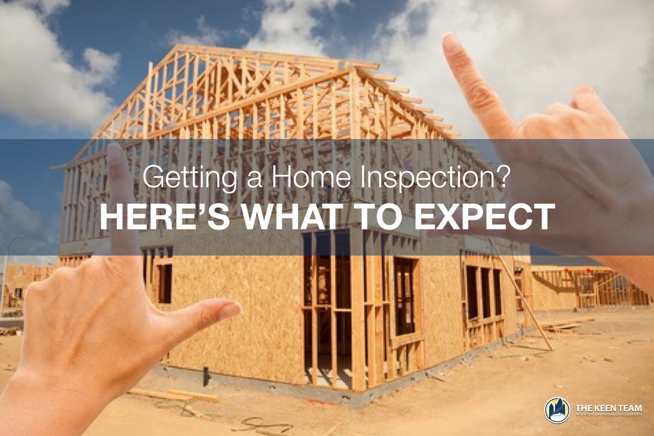 What to expect when getting a home inspection