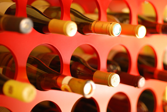 Wine - Image Credit: https://www.flickr.com/photos/joeshlabotnik/2294658165