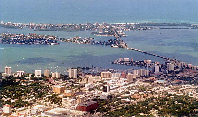 Sarasota - Image Credit: https://www.flickr.com/photos/24736216@N07/5031289461