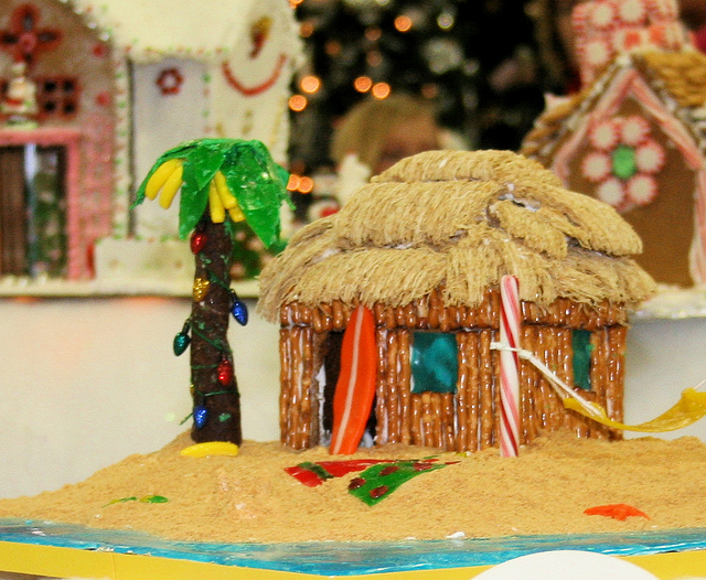 Gingerbread House - Image Credit: https://www.flickr.com/photos/35535885@N03/6442546839