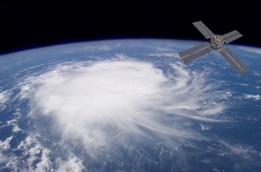 Hurricane & Satellite