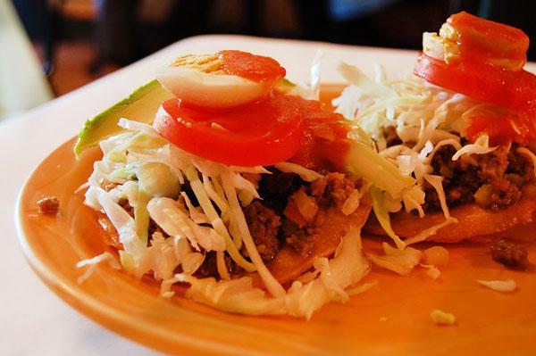 Latin Food - Image Credit: https://www.flickr.com/photos/stuart_spivack/2483995426/