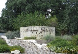 Anaqua Springs Ranch Community