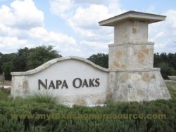 Napa Oaks Community