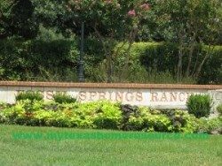 Fossil Springs Ranch Community