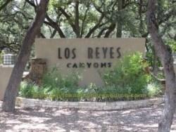 Los Reyes Canyons Community