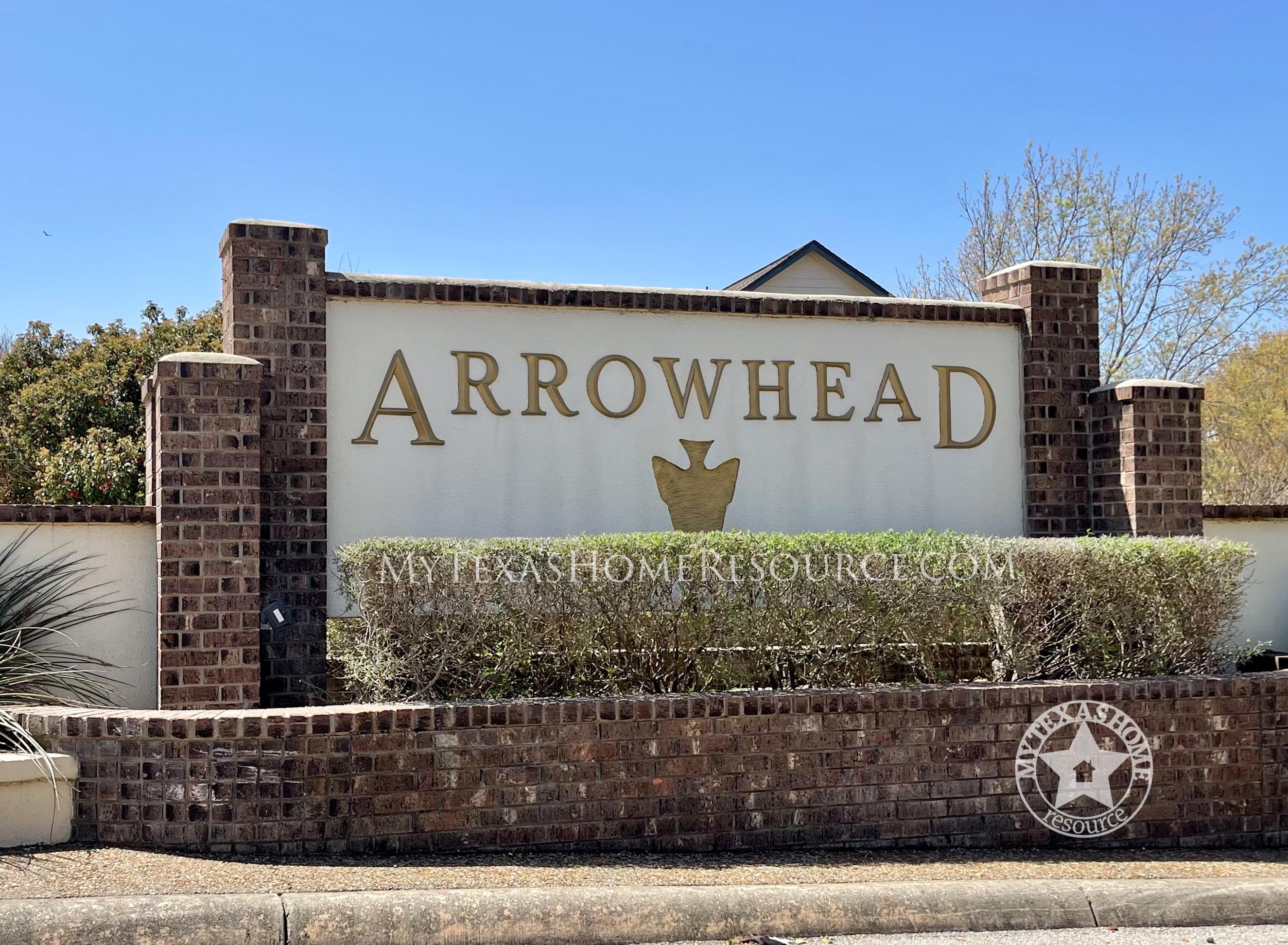 Arrowhead Subdivision, San Antonio, TX