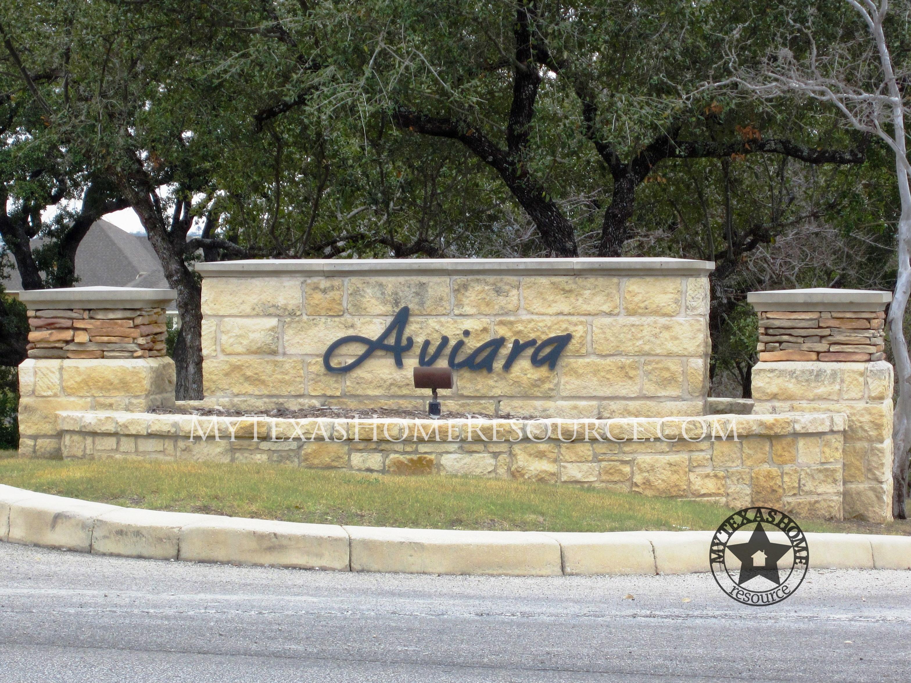 Aviara Community San Antonio, TX