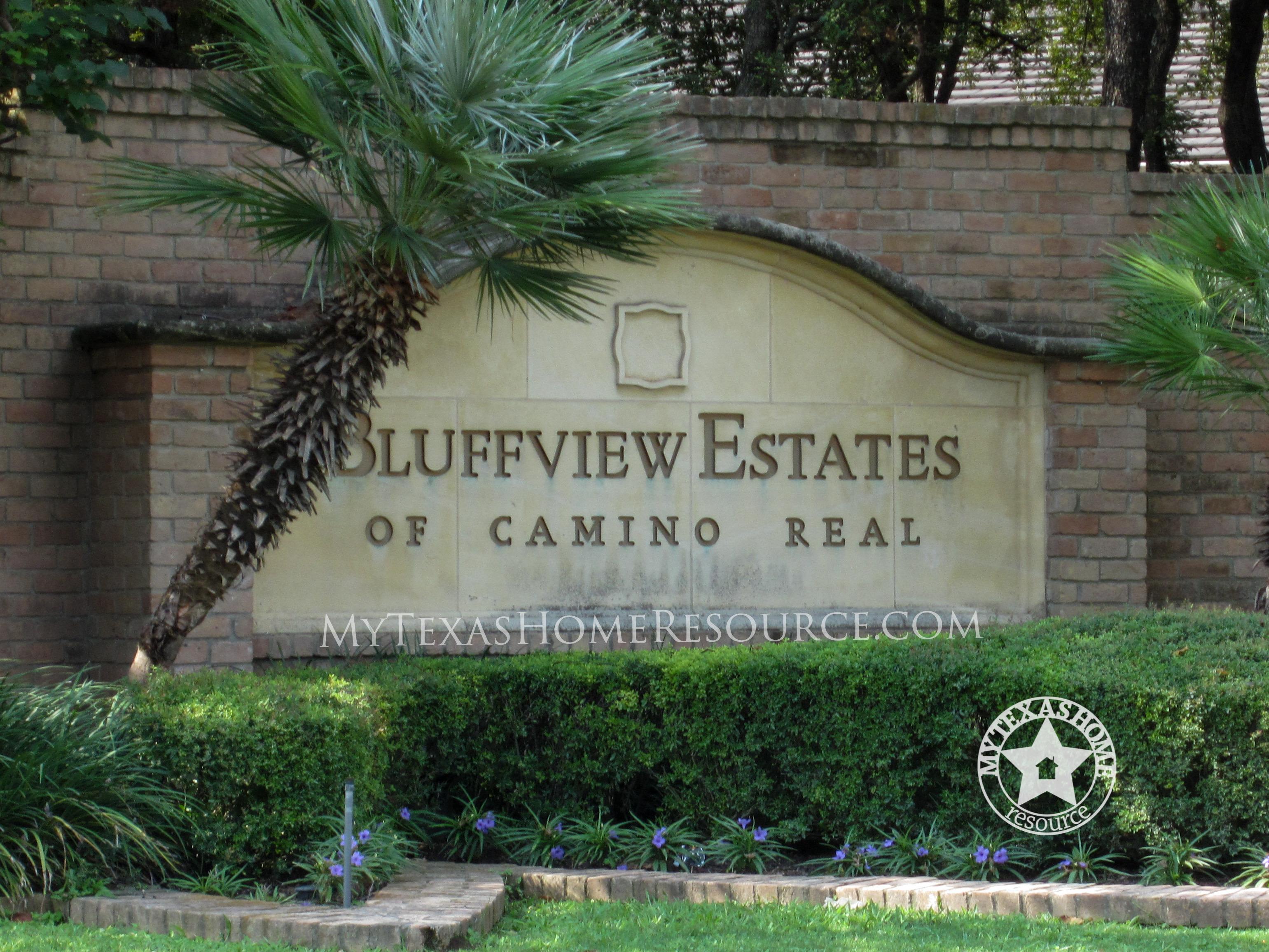 Bluffview Estates Community