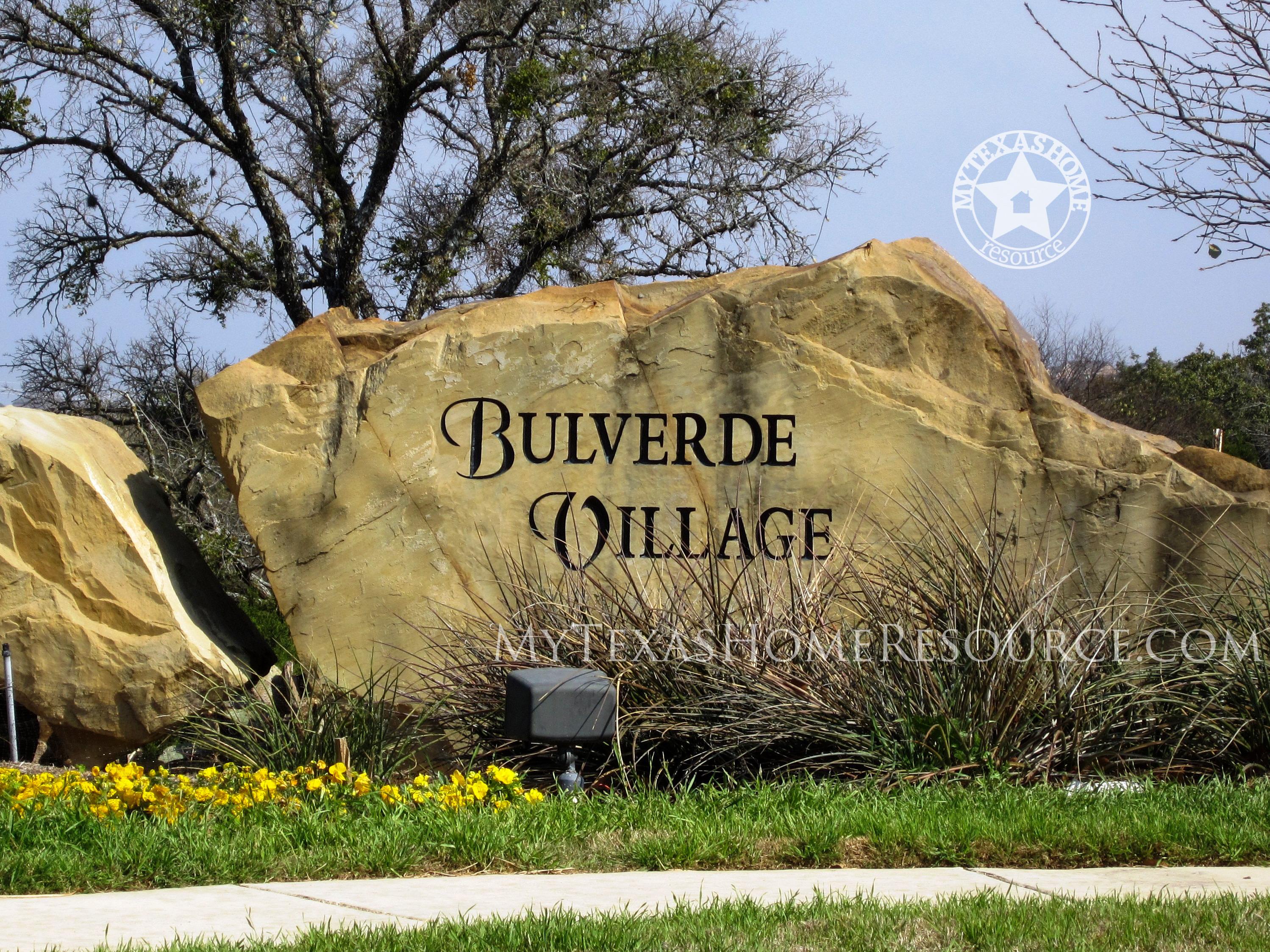 Bulverde Village - San Antonio, TX