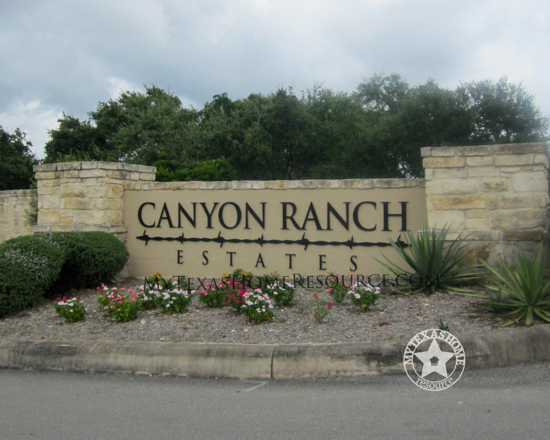 Canyon Ranch Estates in San Antonio, TX