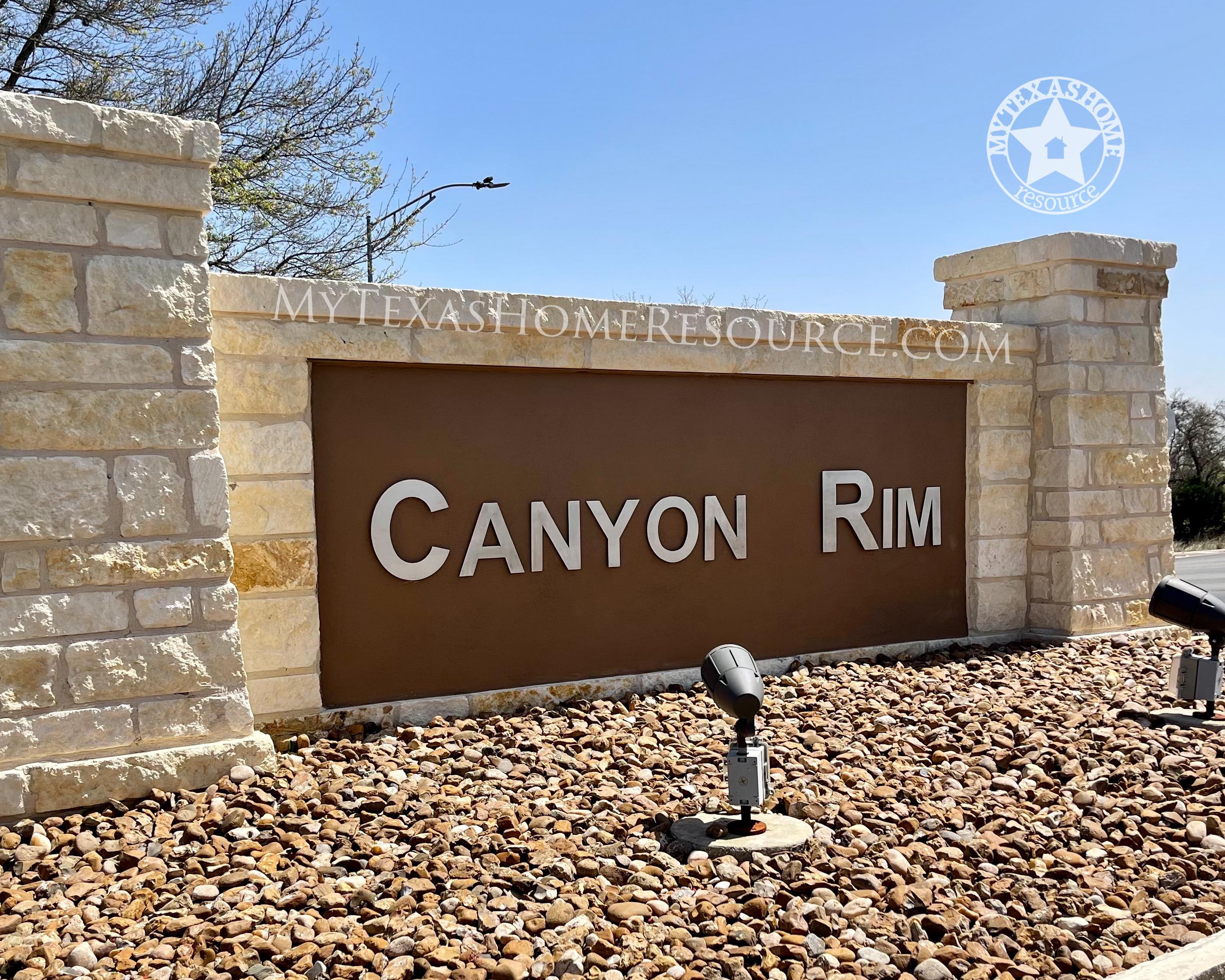 Canyon Rim San Antonio, TX