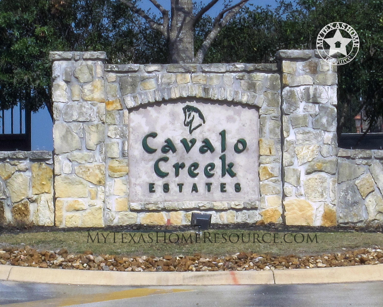 Cavalo Creek Estates San Antonio, TX