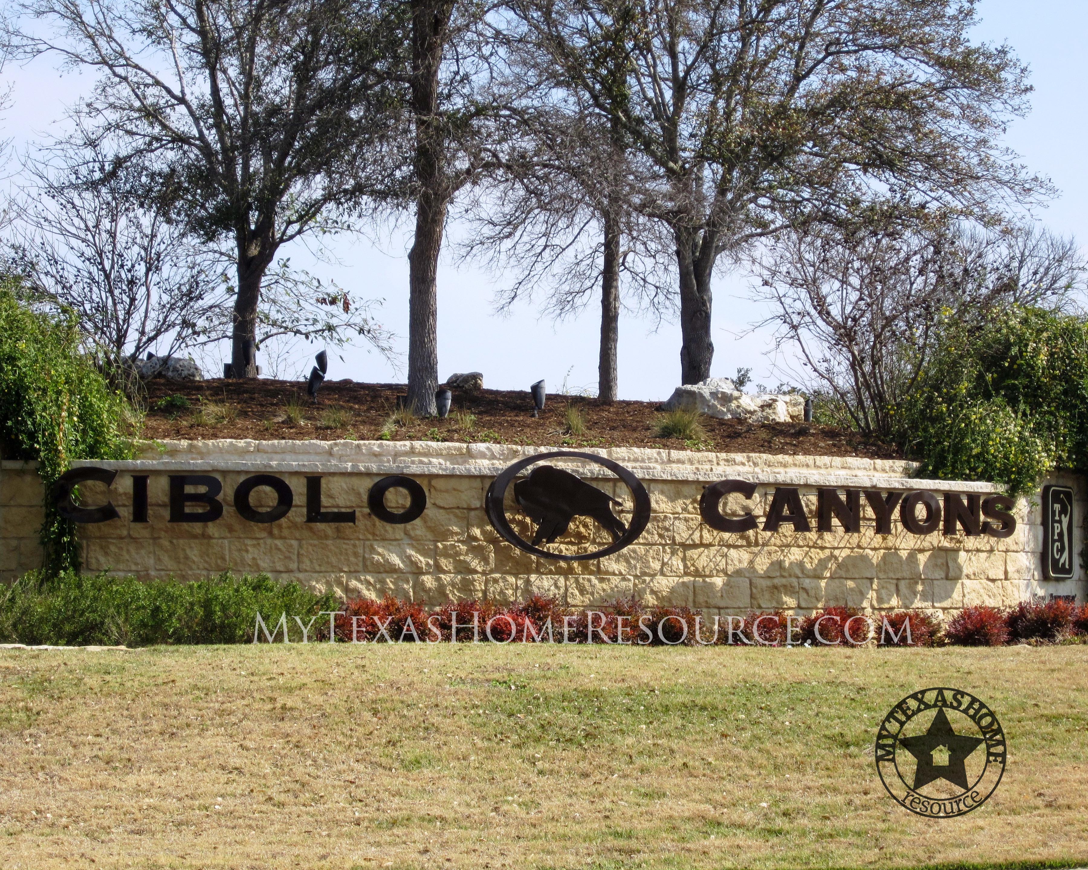 Cibolo Canyons Community
