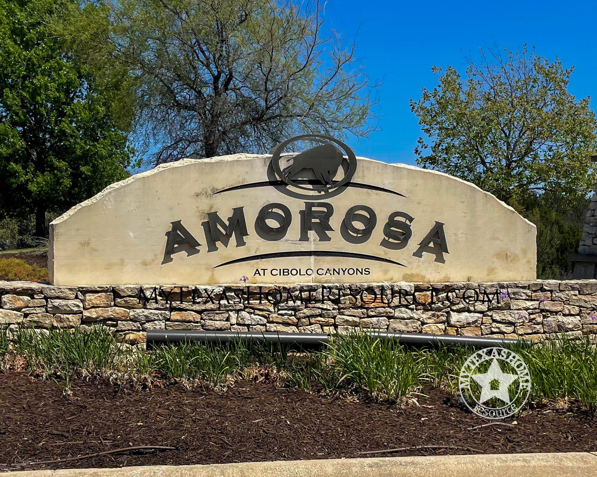 Amorsa At Cibolo Canyons Community In San Antonio, TX