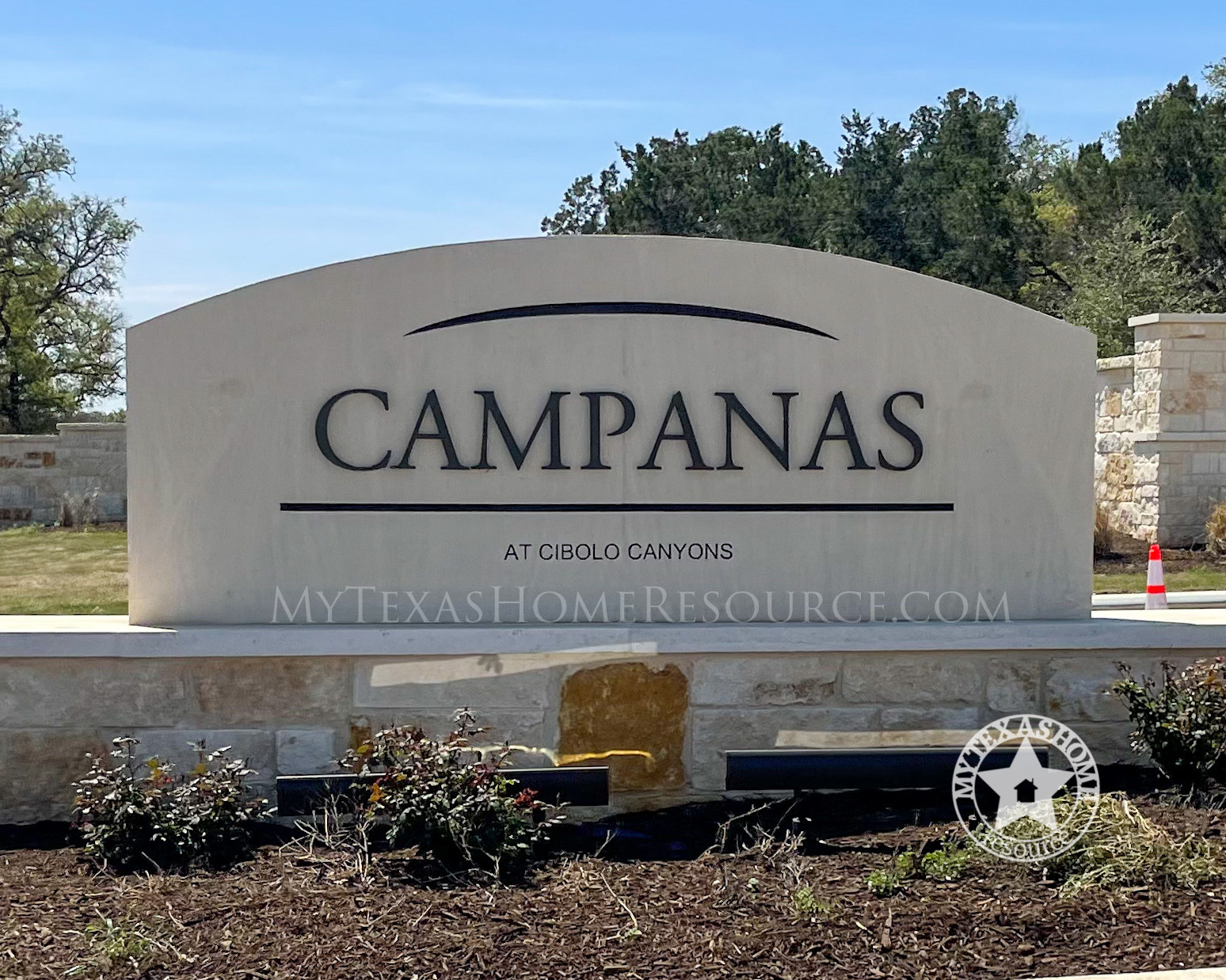 Campanas in Cibolo Canyond, San Antonio, TX