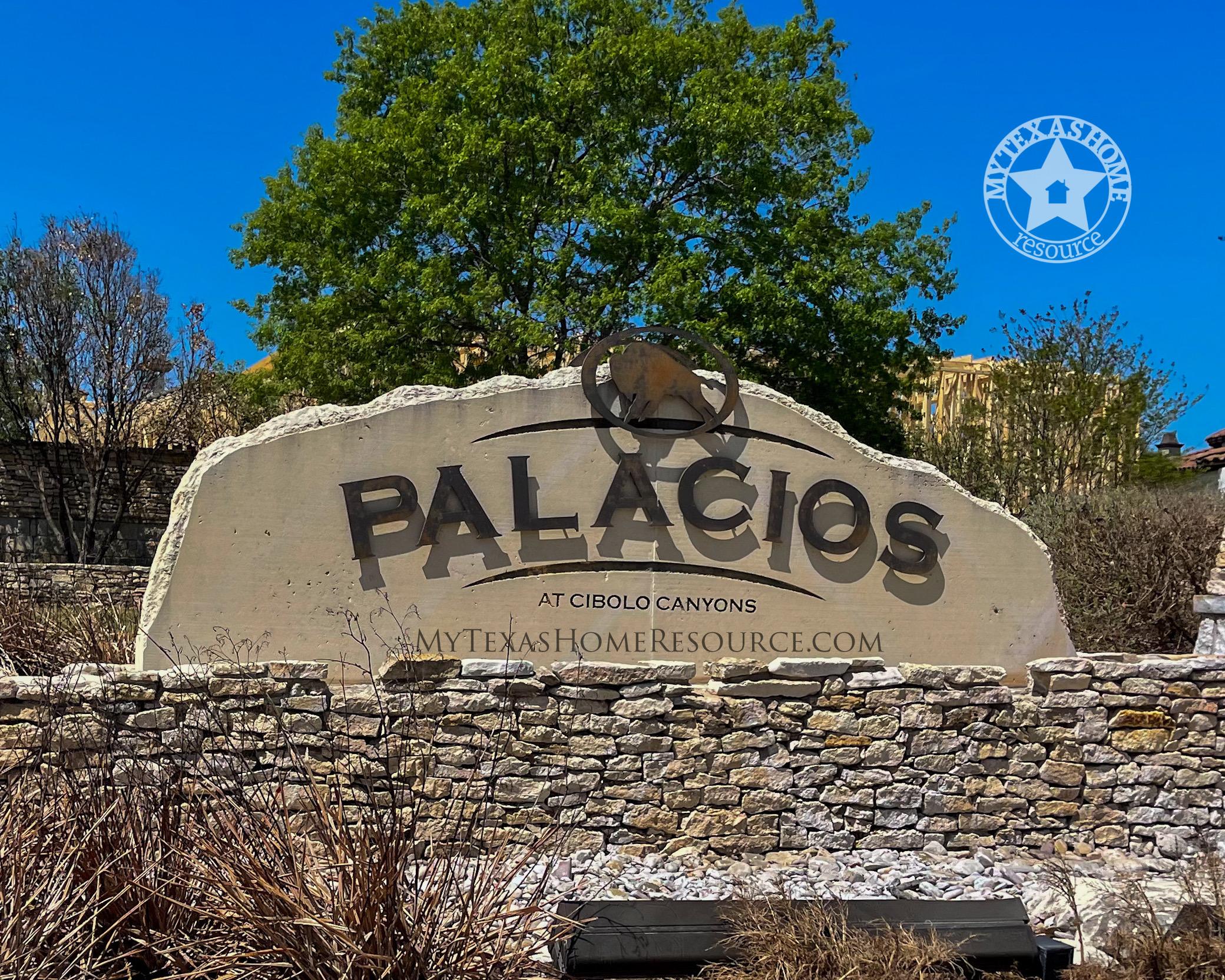 Palacios At Cibolo Canyons Community San Antonio, TX