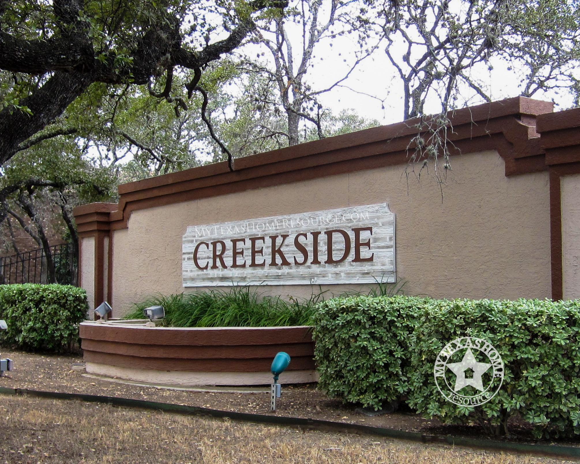 Creekside Community San Antonio, TX