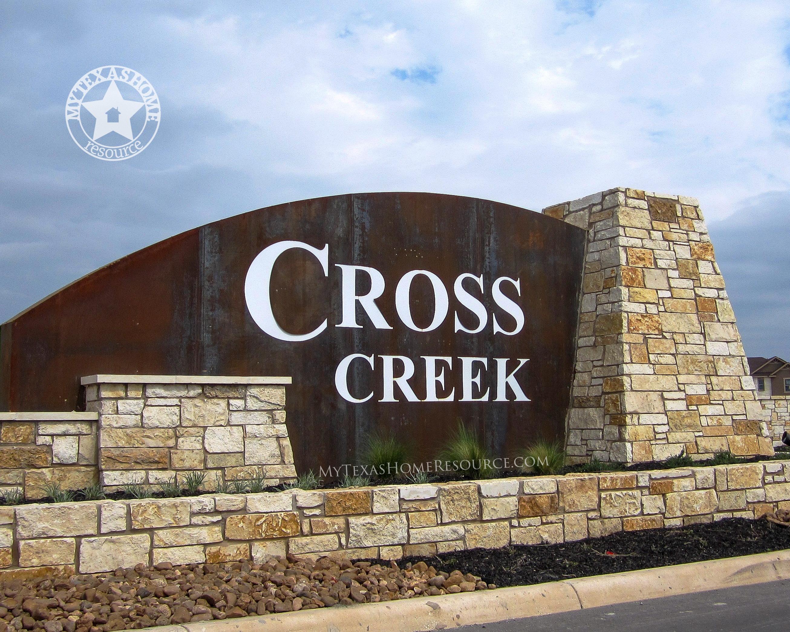 Crosscreek Community San Antonio, TX
