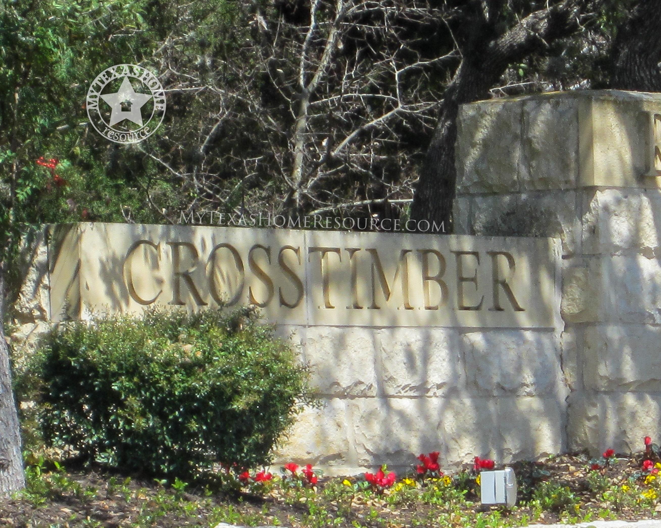 Crosstimber Community San Antonio, TX