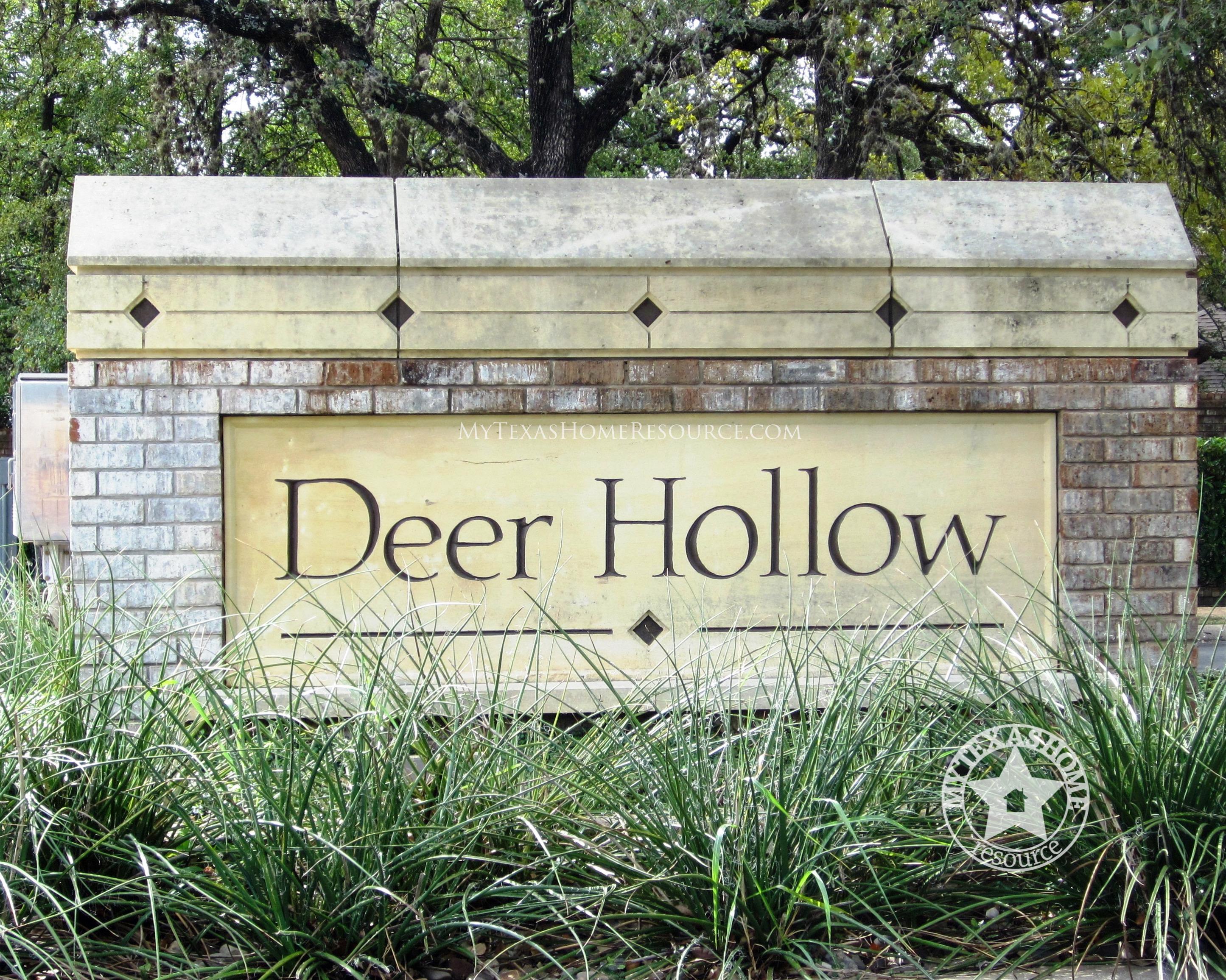 Deer Hollow Community