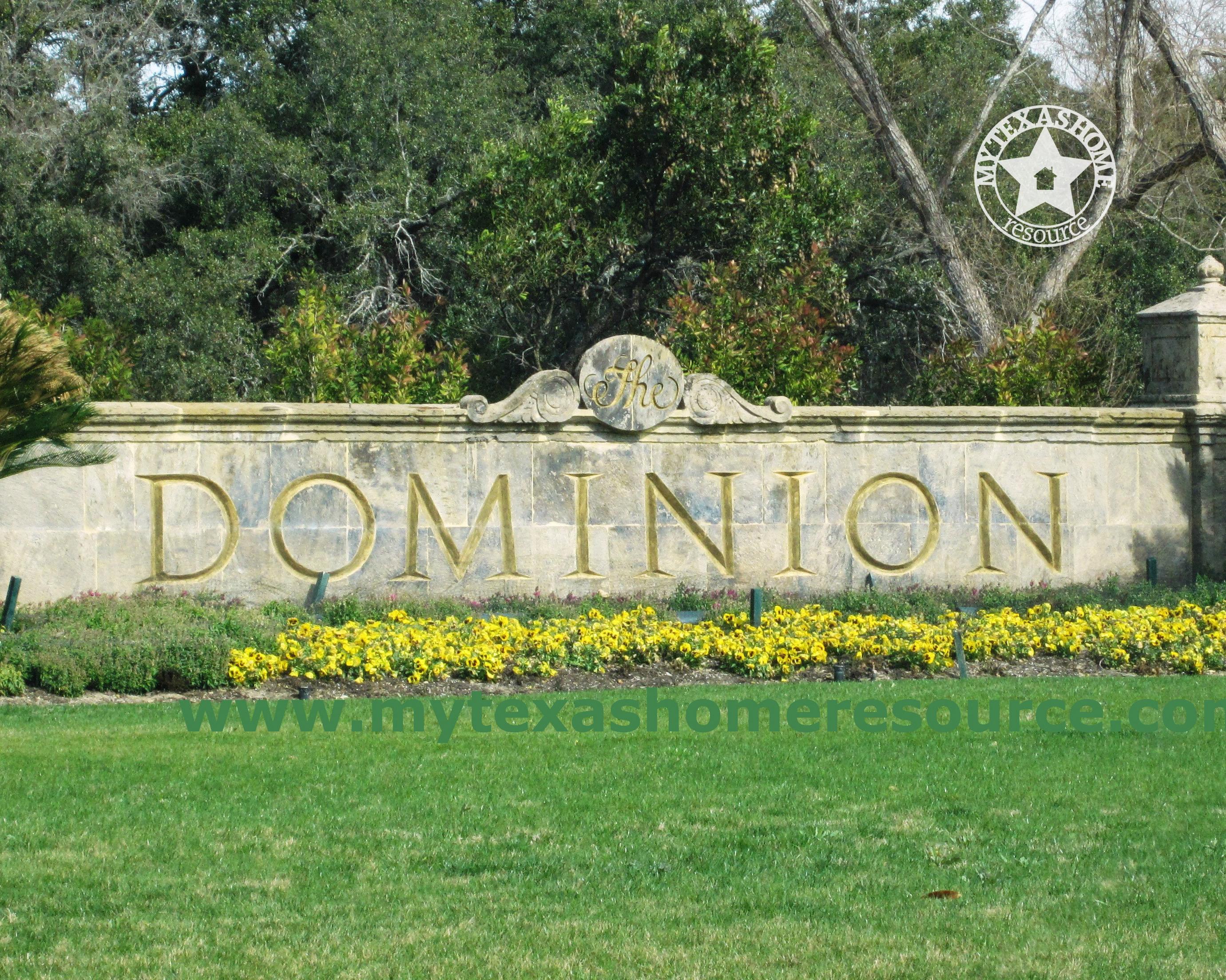 Dominion Community San Antonio, TX