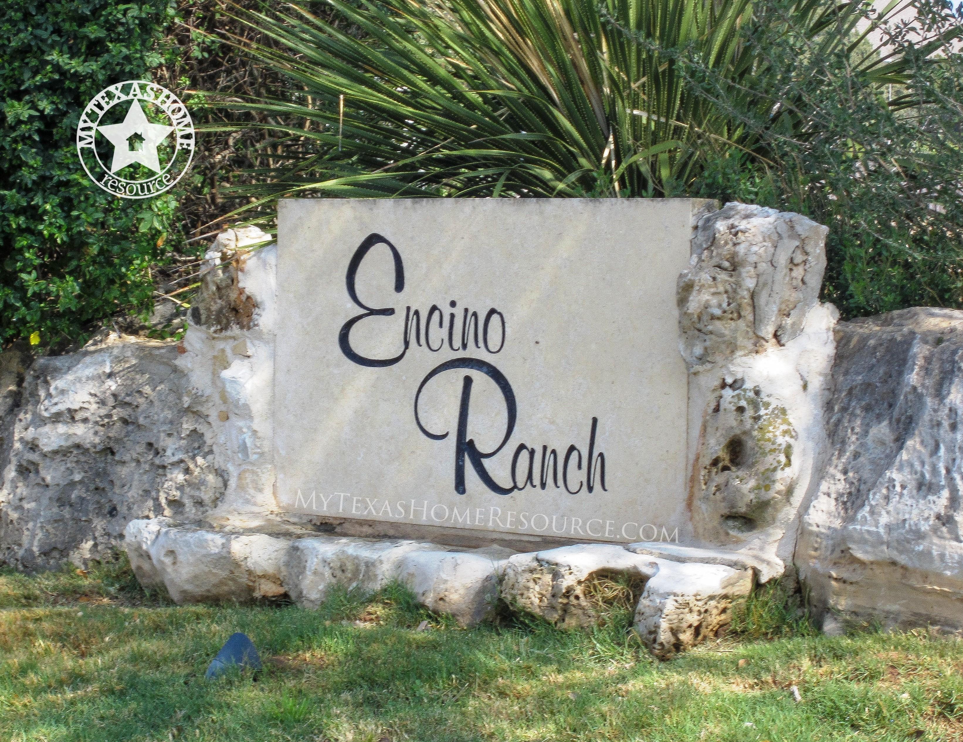 Encino Ranch Community San Antonio, TX