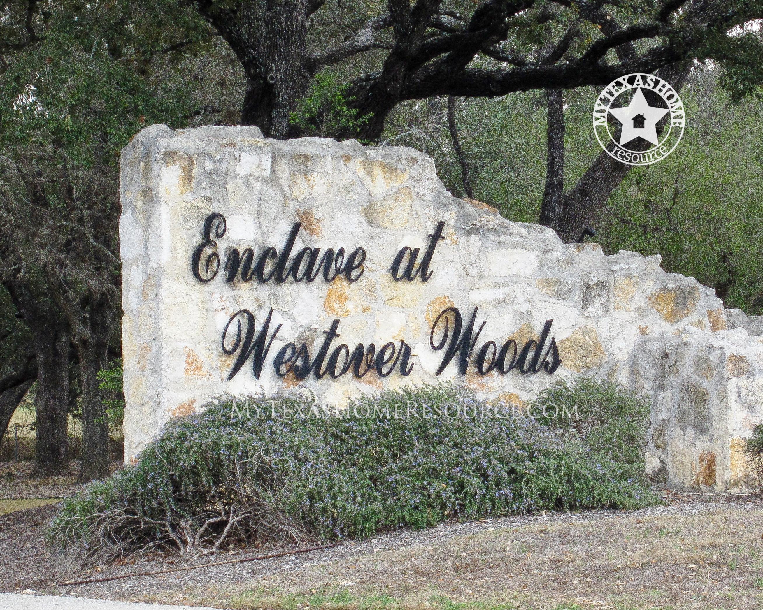 Enclave At Westover Woods Community San Antonio, TX