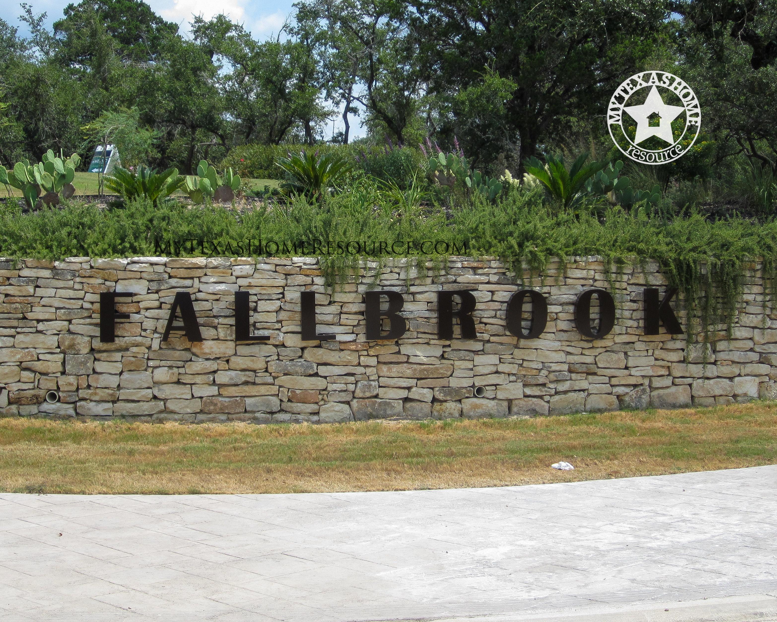 Fallbrook Community San Antonio, TX