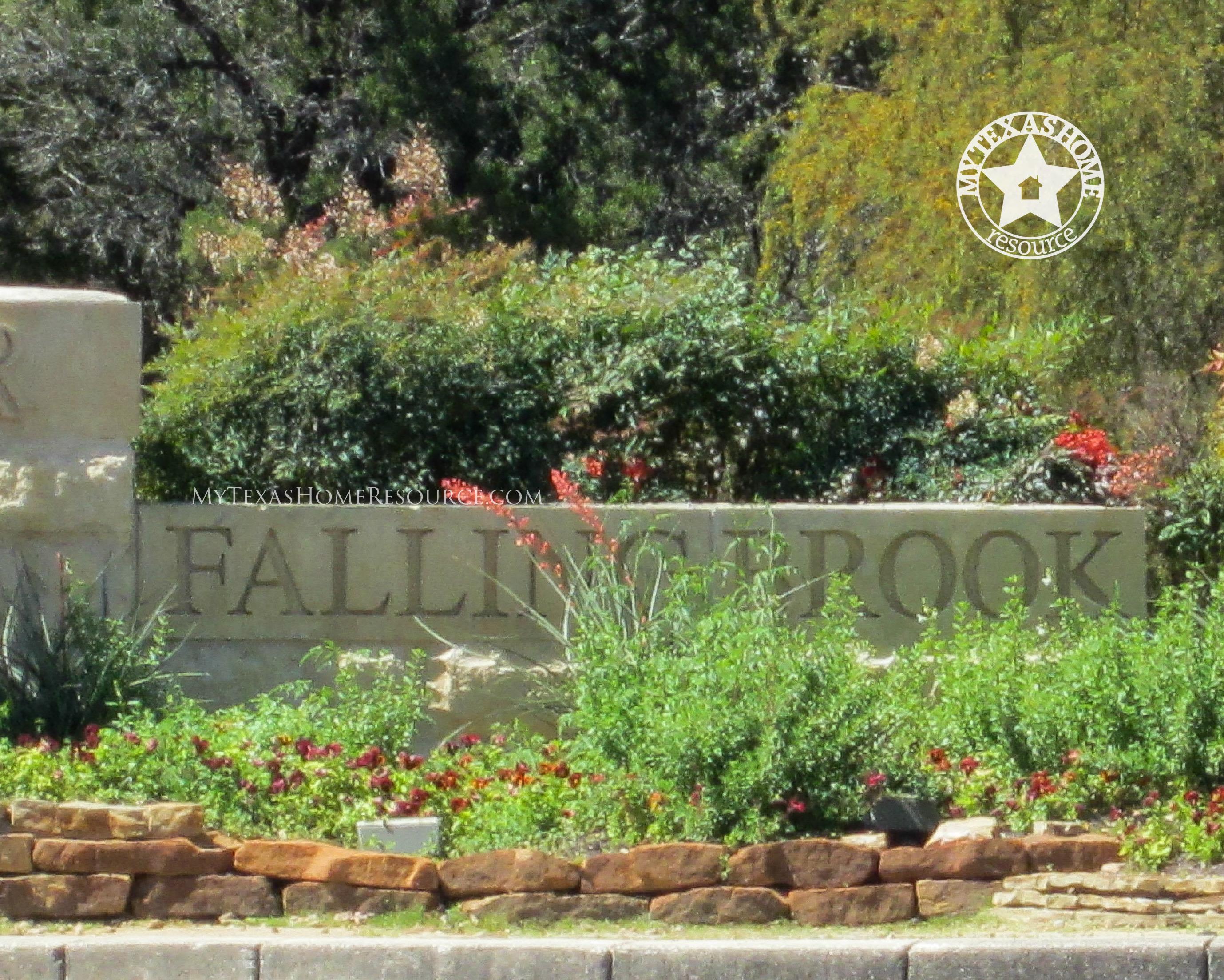 Falling Brook Community San Antonio, TX