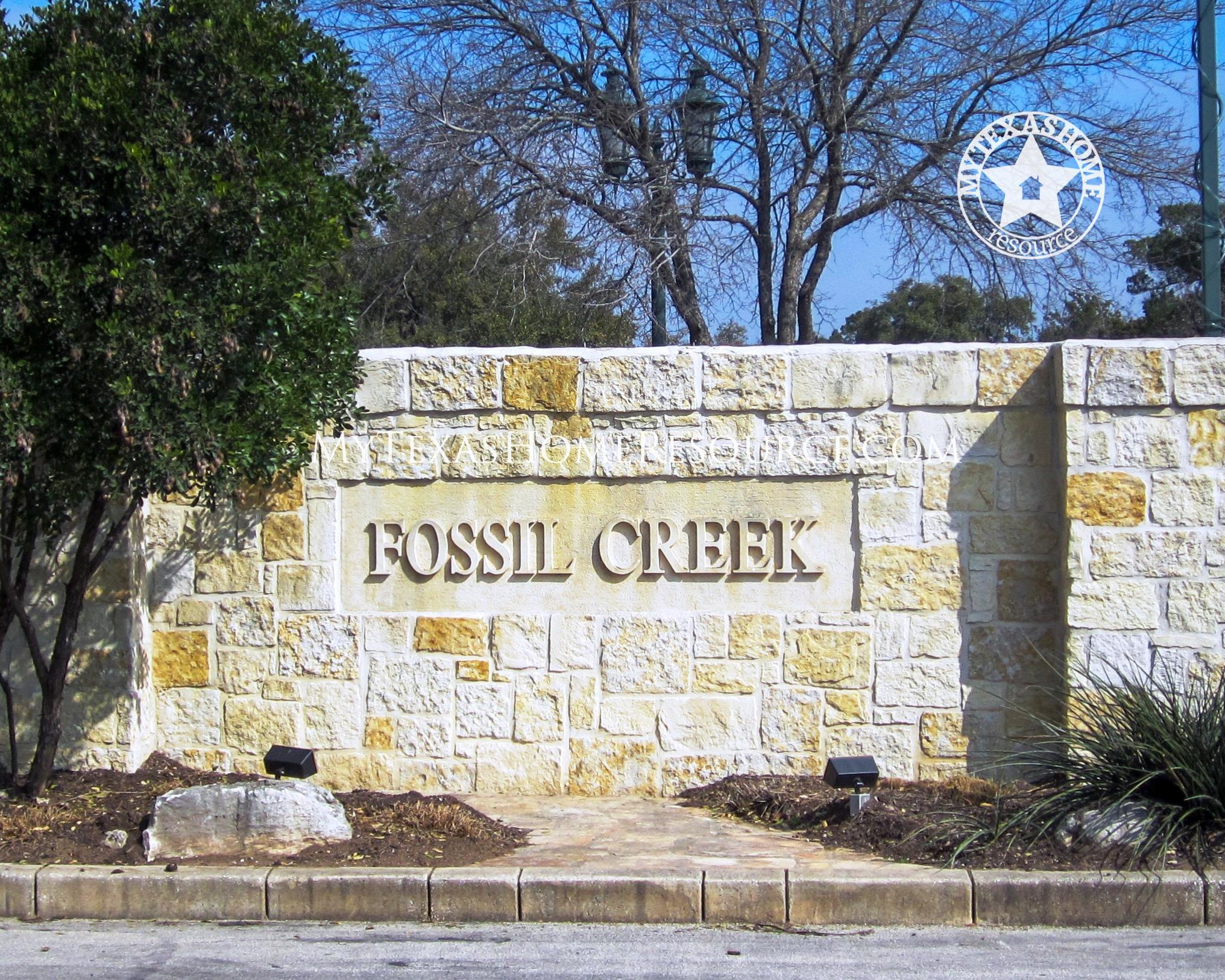 Fossil Creek Community San Antonio, TX