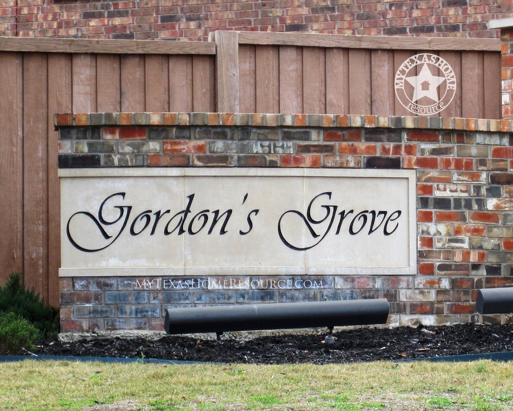 Gordon's Grove Community San Antonio, TX